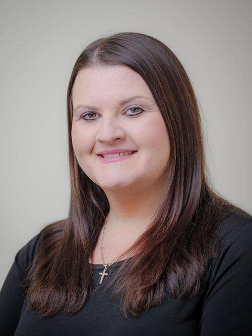 Headshot of Jeanine Stroh.