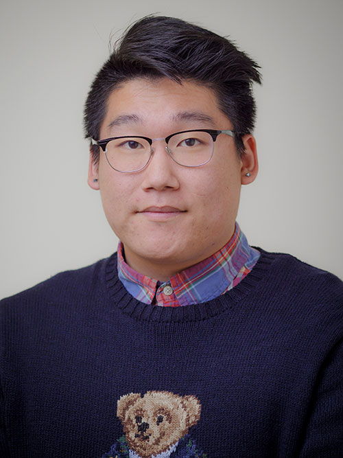 Headshot of Lucas Min.
