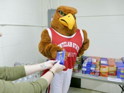 Feature image for Red Hawk Pantry Campaign Surpasses its Goal