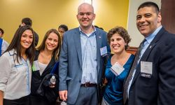 Feature image for Fifth Annual Accounting Alumni Reception
