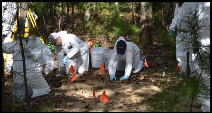 The Dirt On Forensics Archaeology And The Forensic Sciences Anthropology Montclair State University