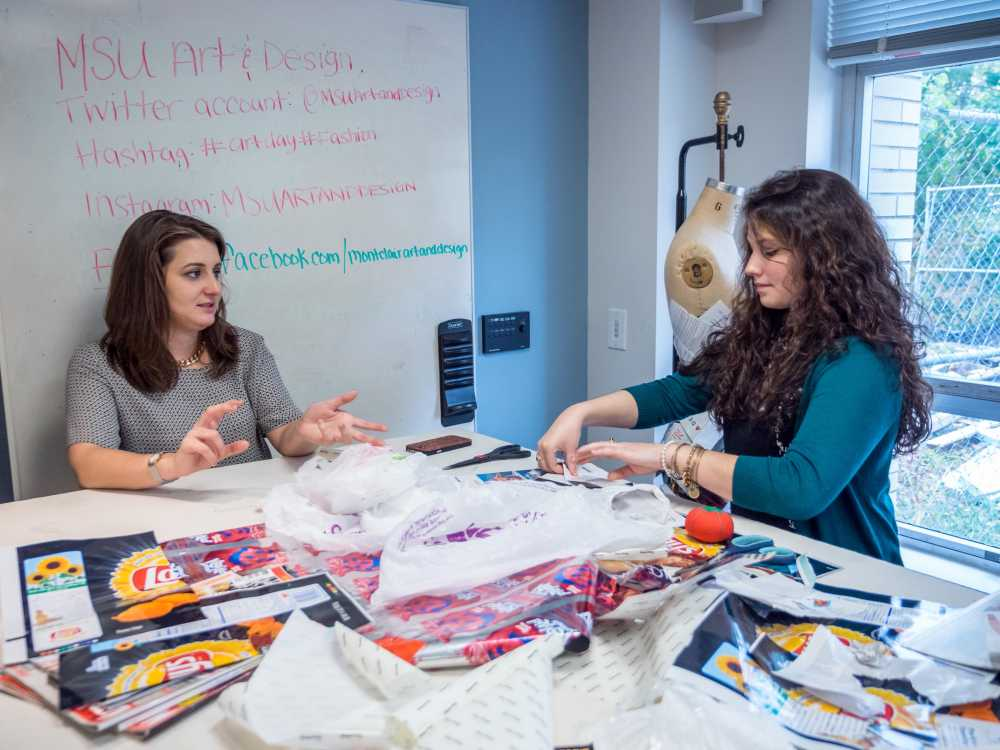 Fashion Studies Ba Department Of Art And Design Montclair State University