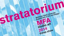 Feature image for College of the Arts Exhibits Works by 2014 Graduates of MFA and MA Studio Art Programs