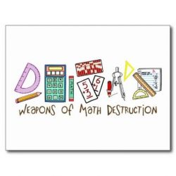 Feature image for Weapons of Math Destruction Event Challenges Accuracy of Algorithms