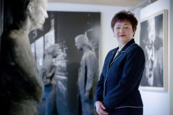 Feature image for Segal Gallery Director Retires