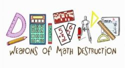 "Feature image for Creative Research Center Presents ""Weapons of Math Destruction: What is an Algorithm?"""