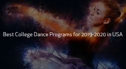 best dance programs 2019
