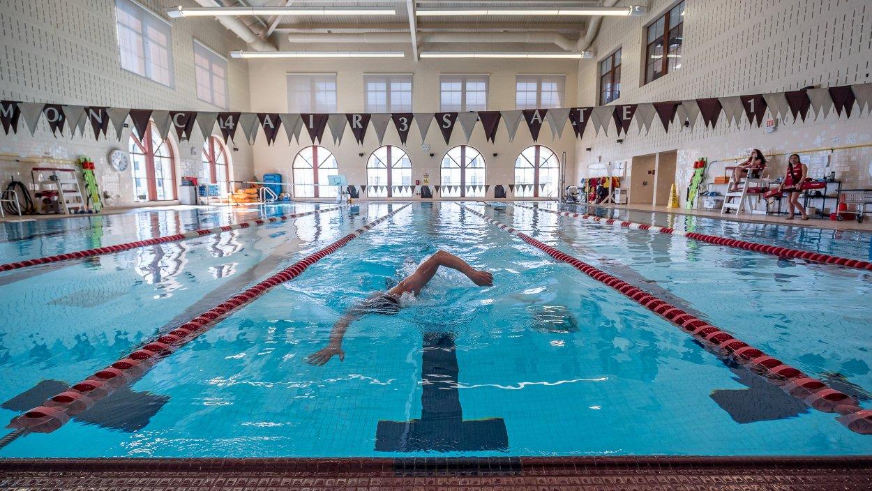 Aquatics Campus Recreation Montclair State University