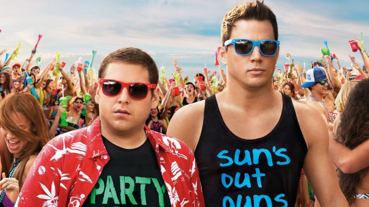 Weekend Movie 22 Jump Street University Calendar Montclair