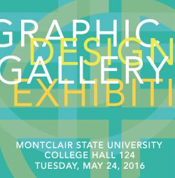 Montclair State Graphic Design Major