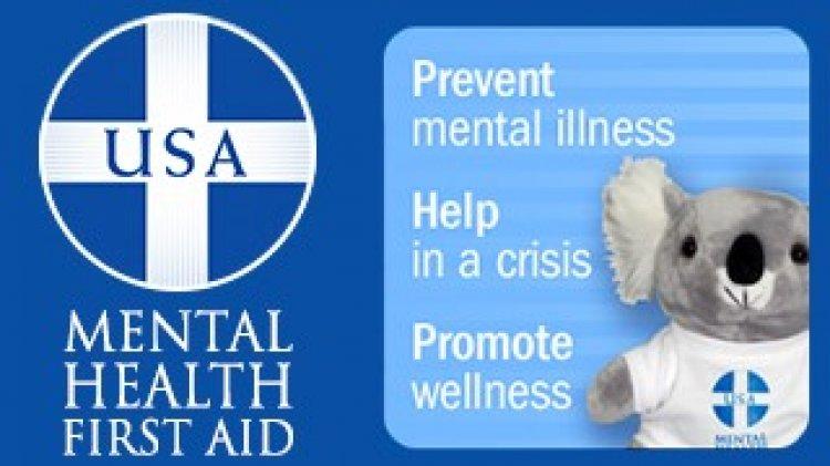 Mental Health First Aid Certification - University Calendar ...
