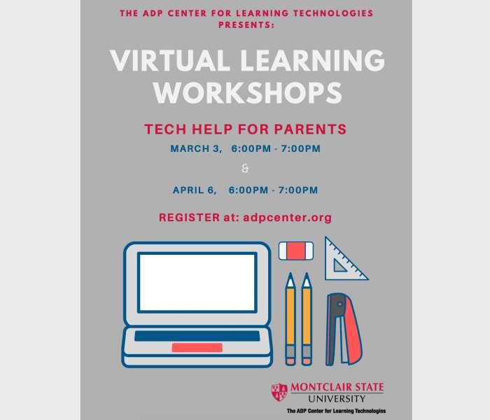 Tech Help for Parents #1   University Calendar   Montclair State