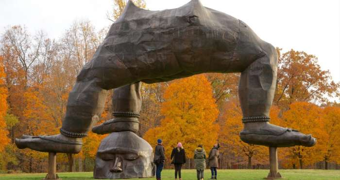 Cancelled Storm King Art Center University Calendar Montclair State University