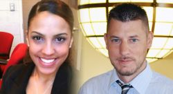 Feature image for Students Natalie Lopez and James Hofbauer Awarded NASPA Region II Scholarship