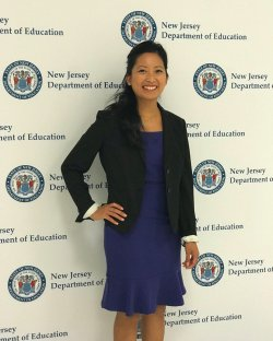 Photo of CEHS Alumna Martha Noriette Garcia