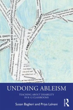 Photo of the Undoing Ableism book cover