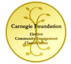 Carnegie Foundation Elective Community Engagement Classification logo