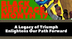 Feature image for Black Heritage Month 2017