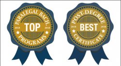 Feature image for Montclair State University's ABA Approved Paralegal Studies Program named BEST in New Jersey by ParalegalEDU.org