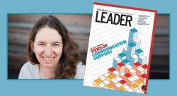 Feature image for Lesley Sylvan and Tiers to Communication Success