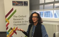 Feature image for Dr. Fiore Delivers Keynote Speech at the University of Oxford (9/23)