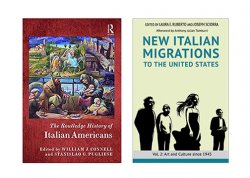 Feature image for Two New Articles by Dr. Fiore About Recent Italian Immigration to the U.S. (Nov. 2017)