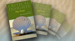 photo of book cover of Critical Insights: The Pearl