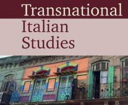 Image for Transnational Italian Studies