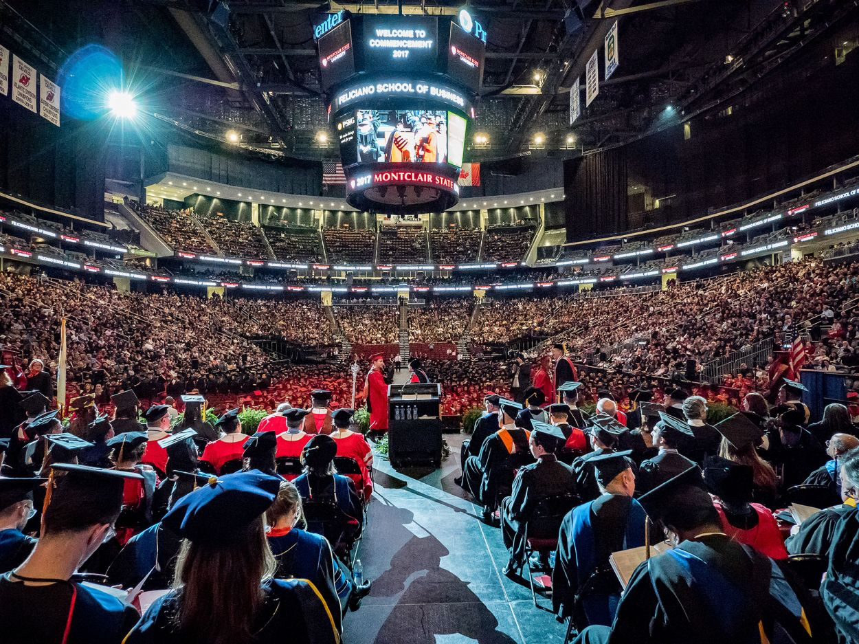 Montclair State University Graduation 2020.Undergraduate Commencement Commencement Montclair State
