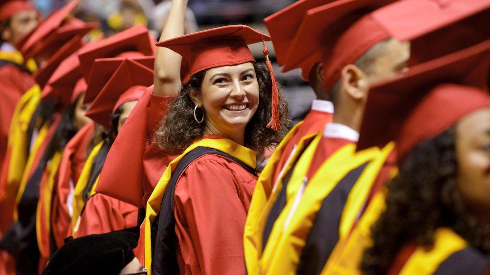 Regalia – Commencement - Montclair State University