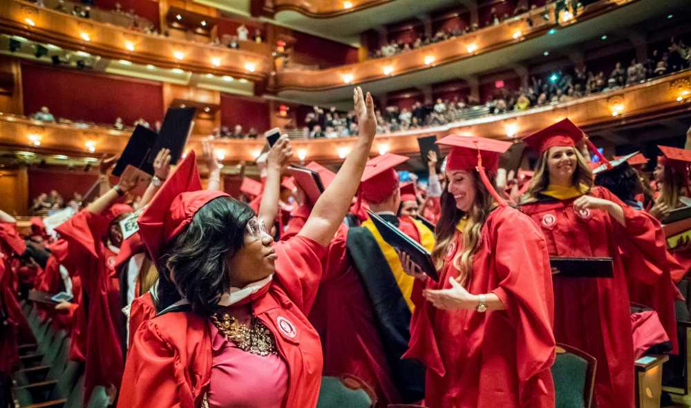 Montclair State University Graduation 2020.Important Dates Commencement Montclair State University