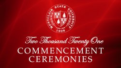 Two Thousand Twenty Commencement Ceremonies