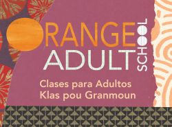 Orange Adult School Logo