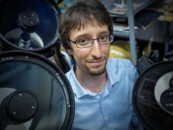 Feature image for Montclair State Faculty Member Marc Favata Earns Prestigious Simons Fellowship