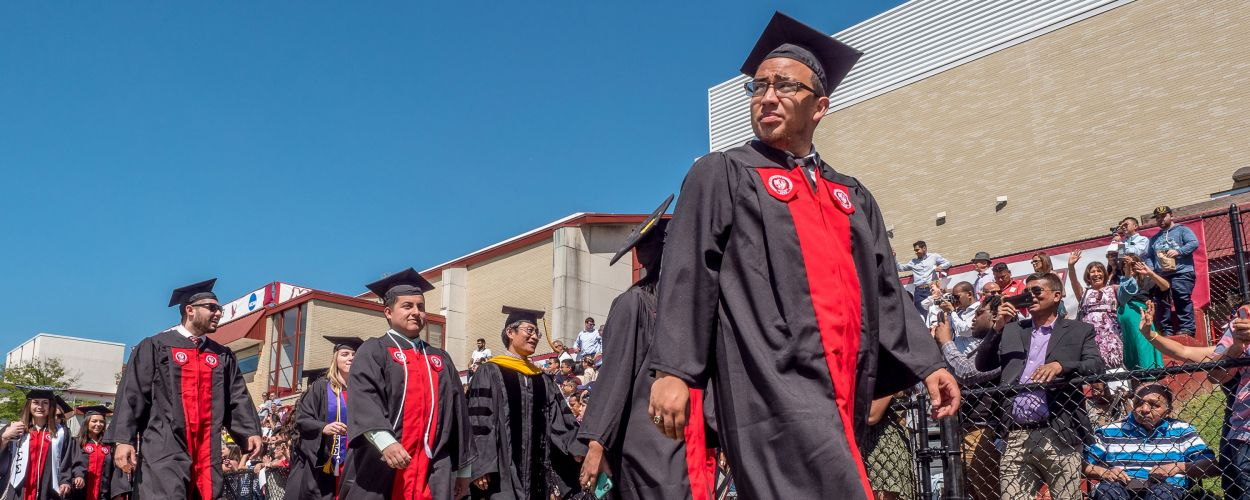 Montclair State University Graduation 2020.Csam 2019 Convocation College Of Science And Mathematics