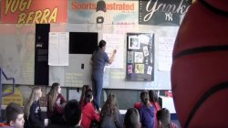 physics at Yogi Berra Museum