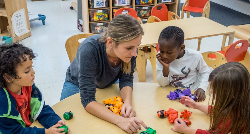 Post-Baccalaureate Program In Elementary Education – Early Childhood ...