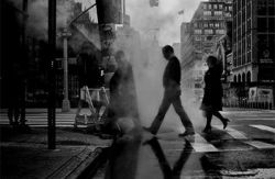 Photo of People Walking in NYC