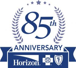 Horizon 85th Anniversary logo