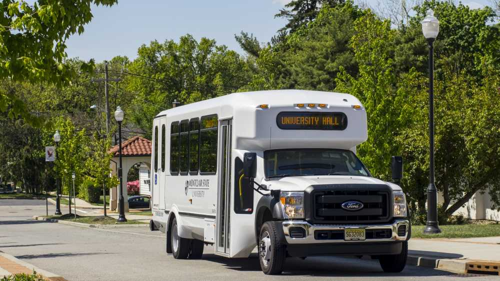 Shuttle Services – University Facilities - Montclair State