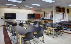 University Hall Athletics Lab