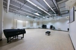 Chapin Hall peformance room