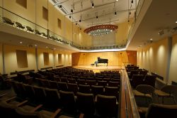 Chapin Hall - Leshowitz Recital Hall