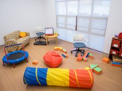 Clinical Services children's area