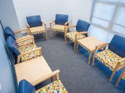 Clinical Services group meeting room