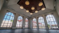 SCM renovated dance studio