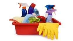 custodial cleaning supplies
