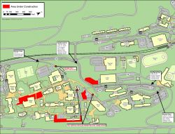 Construction Map 11/19/12
