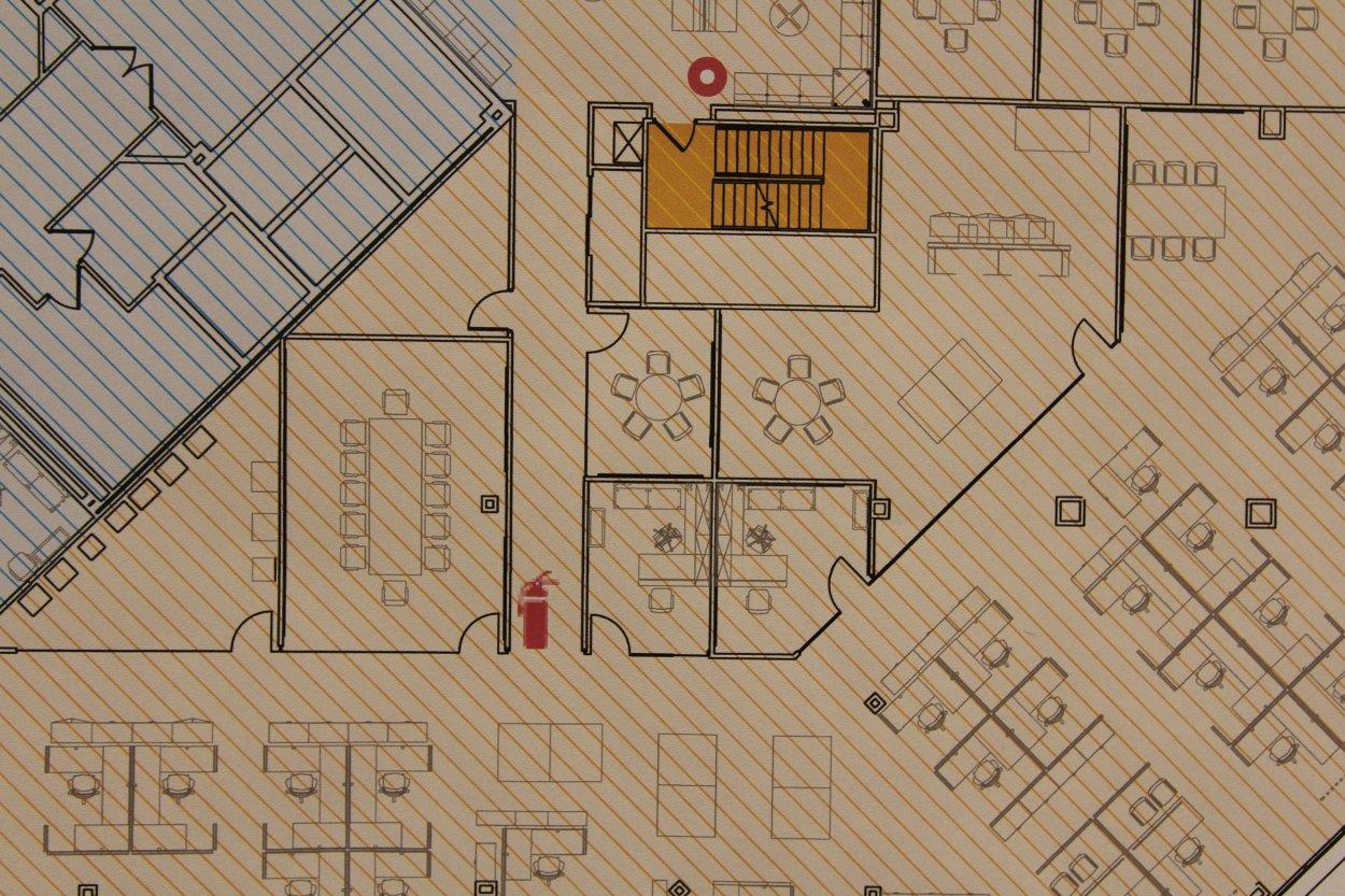 Emergency Exit Plans University Facilities Montclair