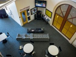Student Recreation Center lounge
